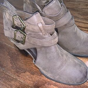 Charlotte Rousee Booties